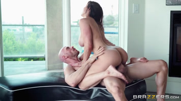 Kendra Lust dominating her man during sex